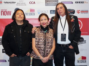 Santa Fe Film Festival - Dec 2016 - Indigenous judges